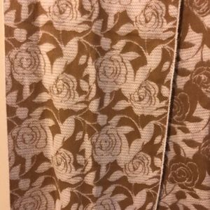 Cejon Accessories - Italian Soft Floral Print Scarf